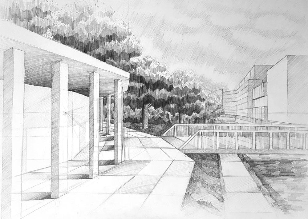 Kursy Pencil Zajęcia Z Rysunku Architektonicznego I Artystycznego